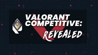 Photo of VALORANT ranks and competitive matchmaking revealed