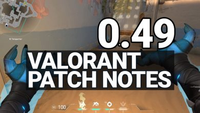 Photo of Everything you need to know about VALORANT patch 0.49