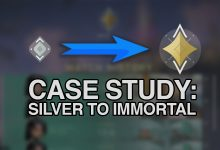 Photo of CASE STUDY: My Journey to Immortal from Silver (81 total matches)