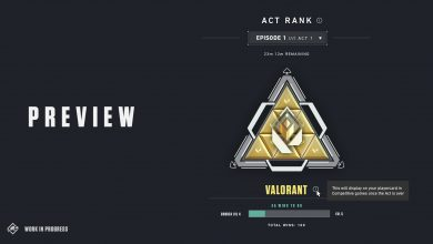 Photo of Everything you need to know about Ranked for Act II